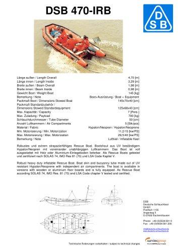 DSB 470-IRB