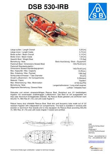 DSB 530-IRB