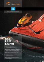 DSB LR07 Liferaft - 1