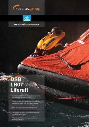 DSB LR07 Liferaft