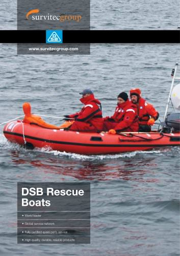 DSB Rescue Boats Brochure