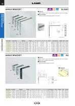Brackets & Shelving Systems - 8