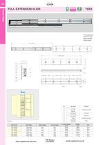 Drawer slides - 10