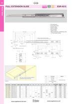 Drawer slides - 8