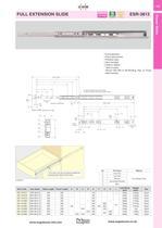 Drawer slides - 9