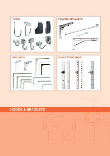 Hooks & Brackets