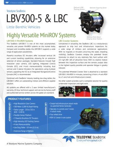 LBV300-5 & LBC