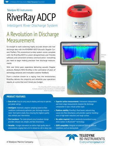 RiverRay ADCP