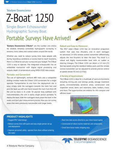 Z-Boat® 1250