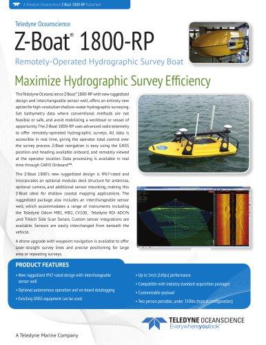 Z-Boat® 1800-RP