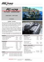 FC-470 EVOL 7 HPP floor