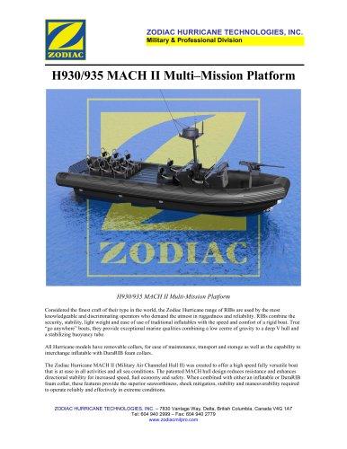 H930 MID IO MACH II