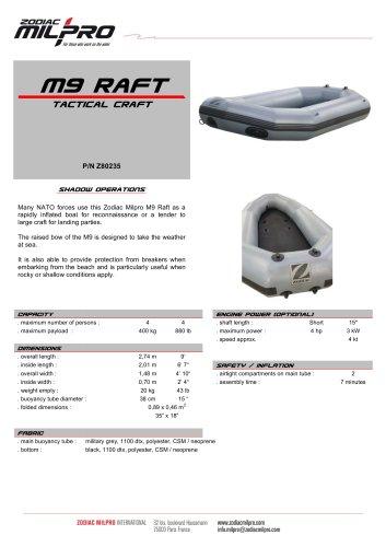 M9 Raft
