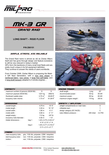 MK-3 GR