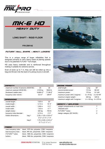 MK-6 HD