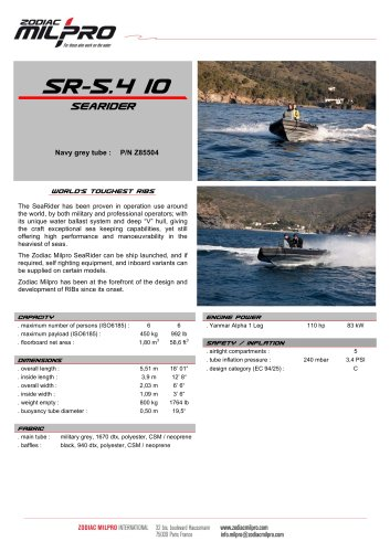 SR-5.4 IO