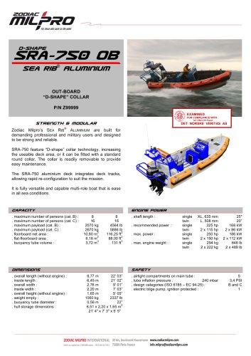 SRA-750 OB D-Shape