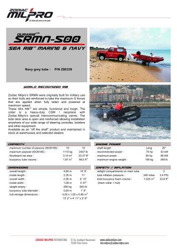 SRMN-500 DUR