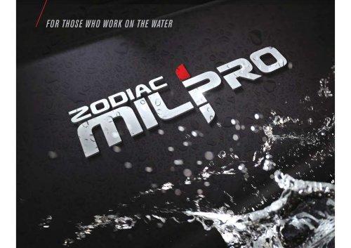 ZodiacMilpro Catalog