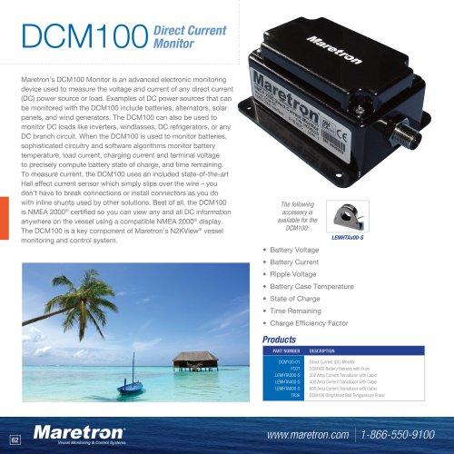 DCM100 - NMEA 2000® Direct Current Monitor