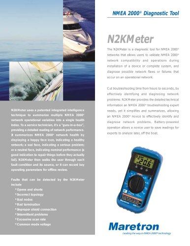 Diagnostic Tool (N2KMeter)