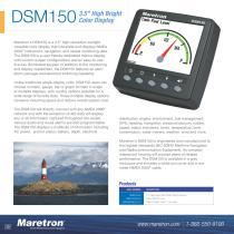 "DSM150 - 3.5"" High Bright Color Display"