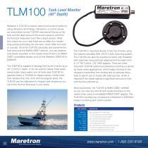 "TLM100 tank Level monitor (40"" depth)"