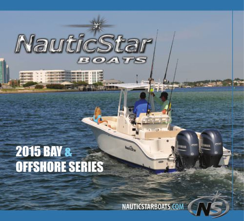 2015 Bay/Offshore Boats Catalogs