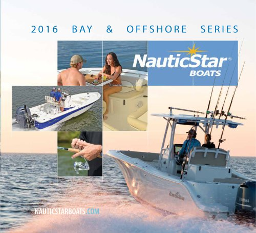 2016 Bay/Offshore Boats Catalogs
