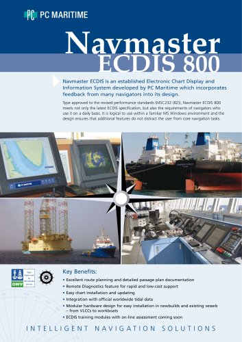 Navmaster ECDIS