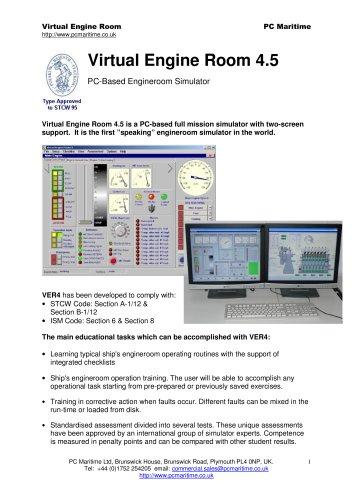 Virtual Engine Room (VER 4.5)