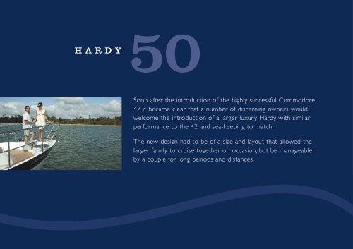Brochure Hardy 50