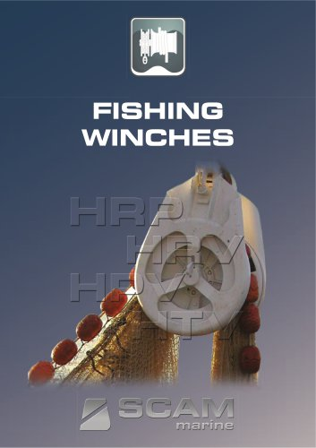 Fishing winches