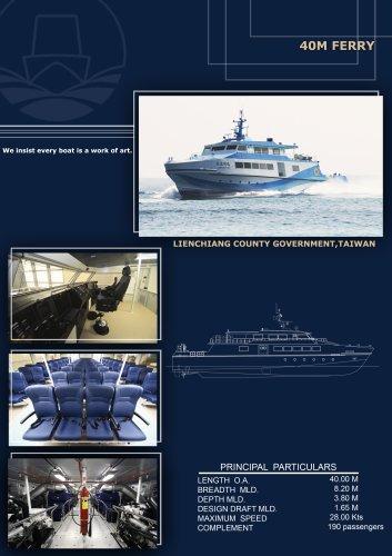 40M Ferry