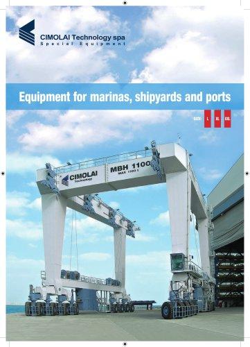 Mobile boat haulers size L-XL-XXL