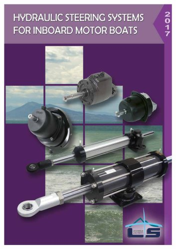 Hydraulic Steering Systems For Inboard Motors