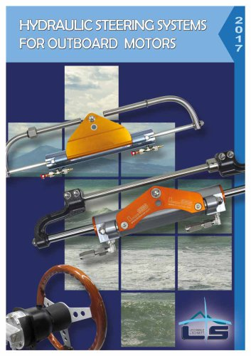 Hydraulic Steering Systems For Outboard Motors