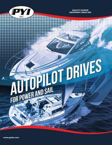 Jefa and Lecomble & Schmitt Autopilot Drives