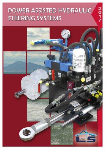 Power Assist Hydraulic Steering