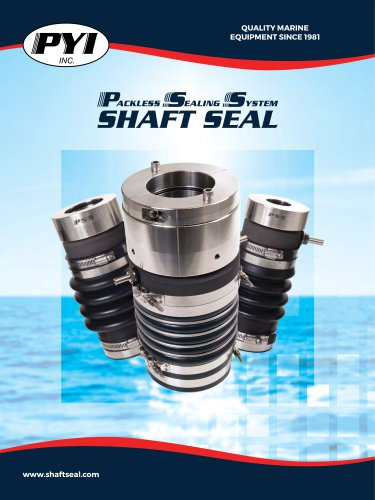 PSS Shaft Seal Catalog