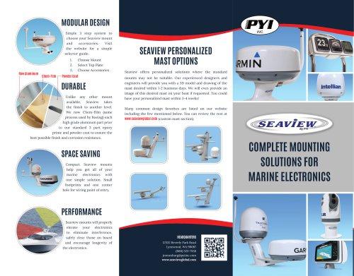 Seaview Tri-Fold Brochure