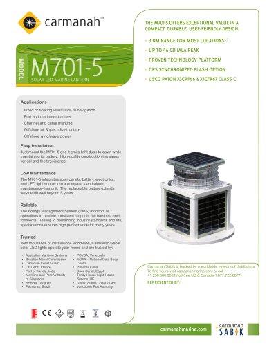 Carmanah M701-5