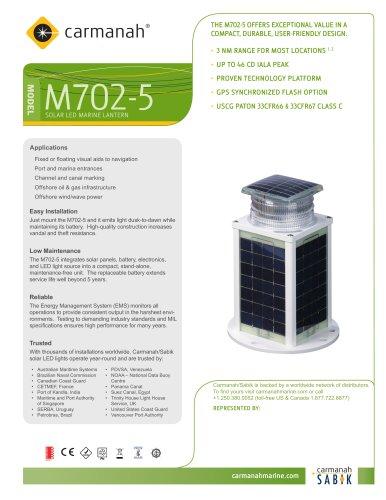 Carmanah M702-5