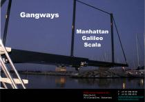 integrated Carbon Gangways