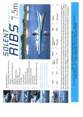 RIB 750