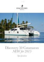 50 Catamaran Mk II
