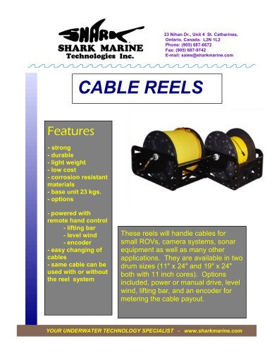 Cable Reel Bro
