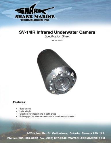 SV-14IR Spec Sheet