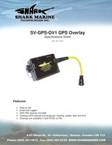 SV-GPS-OV1 Spec Sheet