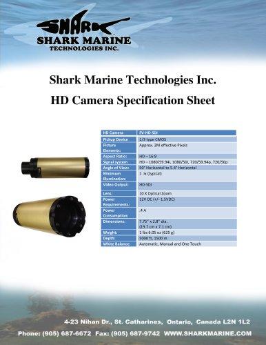 SV-HD-SDI Spec Sheet